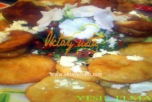 Domatesli Patates Böreği